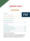 377Chemistry Unit 4 Notes Complete