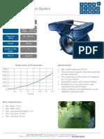 SHP Kinetic Micro Hydro Turbine e