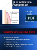 prezentare parodontologie