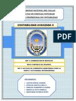 Monografia Conta Avanzada II