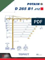 TOWER CRANE POTAIN.pdf