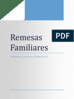 Remesas Familiares en Honduras