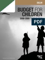 Haq Delhi Budget 2013_final