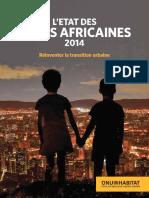 L'état des Villes Africaines 2014