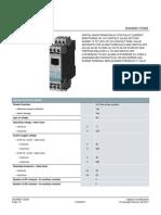 Siemens - UV Relay Catalogur