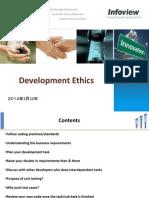 Development Ethics 1