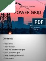Power Grid ppt