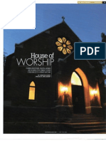 House of Worship - Denver Mag - 2008