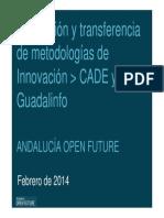 Transferencia de Metodología Implantación Open Future