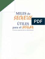 Herrera Adriana - Miles de Secretos Utiles Para El Hogar