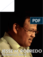 Jesse Robredo Memorial Book