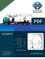 Truck Lift NL240KTF