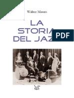 La Storia Del Jazz - Walter Mauro