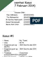 Presentasi kasus dr. Agus Sp, BS (Fani,Tini, Karlina, Gamal, Meita).pptx