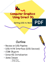 Section 3 - Getting D3D to Work