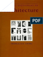 Architectural Dictionary