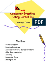 Section 4 - Drawing Colors