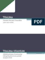 Radiologi Pada Trauma