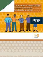 UNFPA Manual Capacitacion Masculinidades