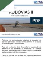 aula 1 - introdução à terraplenagem e pavimentação