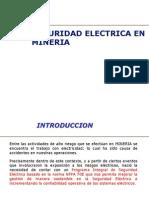 Seguridad Electrica en Mineria