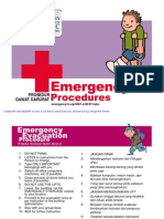 Emergency prosedur
