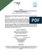 """Jornada """"El uso conjunto-coordinado de los recursos hídricos superficiales con aguas subterráneas"""""""