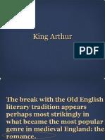 King Arthur - Background