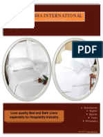 Bed and Bath Linen suppliers