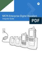 Mc 75 Integrator s Guide