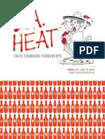 LA Heat Catalog