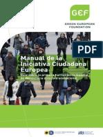 Manual de la Iniciativa Ciudadana Europea