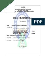 Caratula Electronica Informe