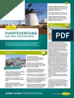 Fuerteventura Reisefuehrer