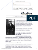 Entrevista a Nabokov español