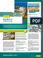 Korfu Reisefuehrer