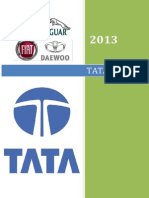 tatamotors Global Strategy International Business