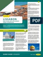 Lissabon Reisefuehrer