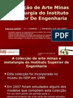 A colecção de arte minas e metalurgia_apresentação