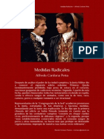 Medidas Radicales - Alfredo Cardoña Peña