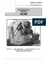 FACCIN Manuale 2142A Spagnolo