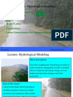 Hydrological Modeling Chapter1 2