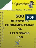 1737_LDB - Lei 9.394_96 - Apostila Amostra-Atividades