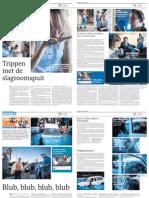 Grensstreken, Dagblad van het Noorden