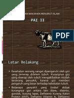 PPT PAI II