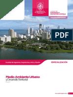 Medio_ Ambiente_ Urbano y Desarrollo Territorial