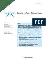 G1978A-B Multimode Optimization Application Note