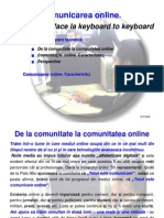 137546609 Comunicarea Online