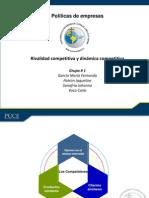 CAPITULO 5 POLITICAS
