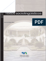 Textos sociolinguisticos - Alexandra Álvarez Muro